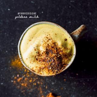 Ayurvedische Goldene Milch – Energie für Körper und Geist